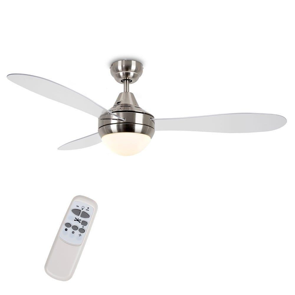 MiniSun – Moderno ventilador de techo