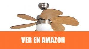 Orbegozo CP - Ventilador de techo con luz