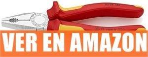 Knipex 03 06 180 - Alicate Universal Cromado