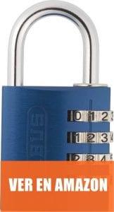 Abus 145 40 Candado de aluminio