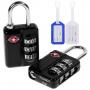 Anpro - Candados de seguridad 2 Pack