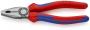 Knipex 03 02 180 - Alicate Universal Atramentado